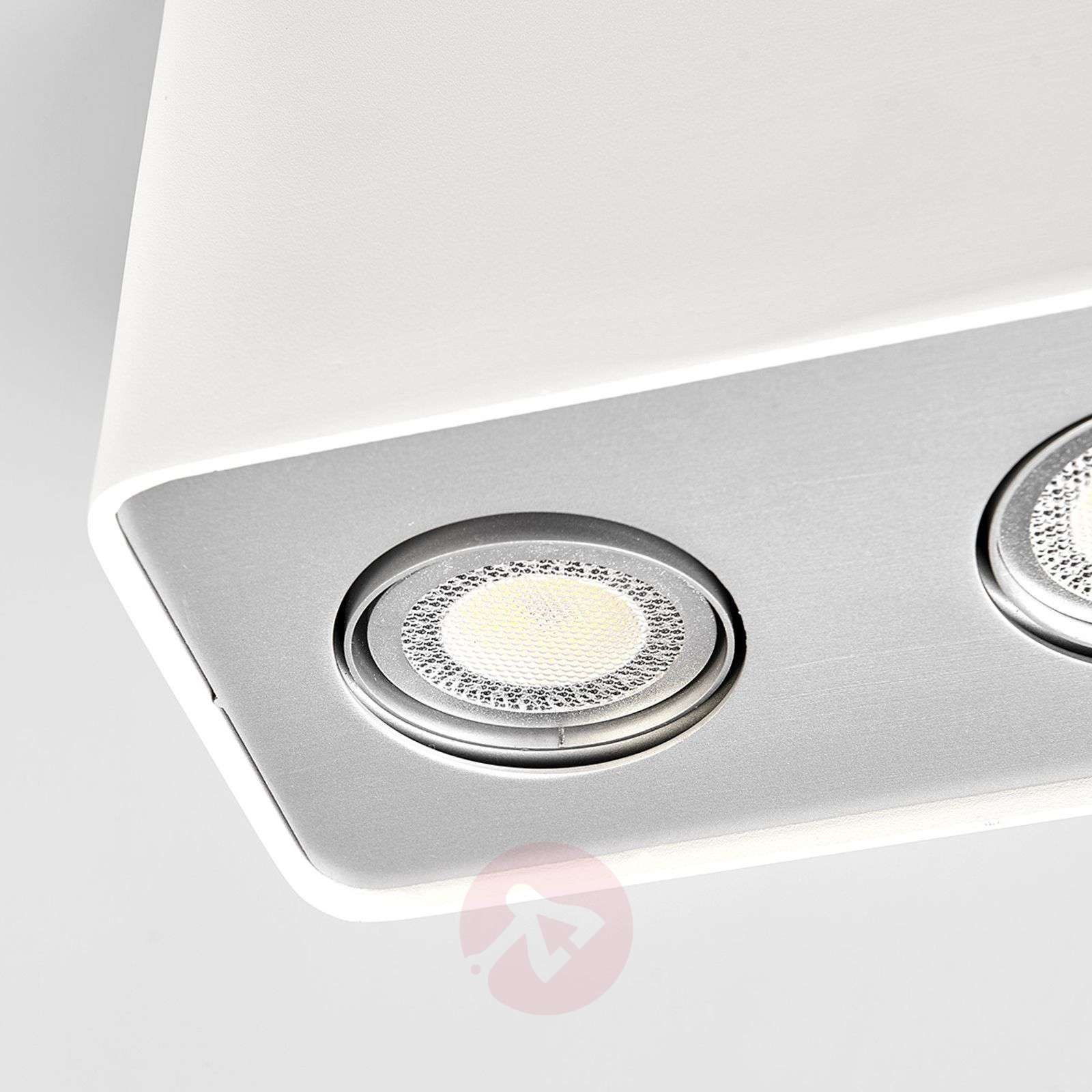 3-pkt. downlight LED GU10 GILIANO, biały-9975007-01
