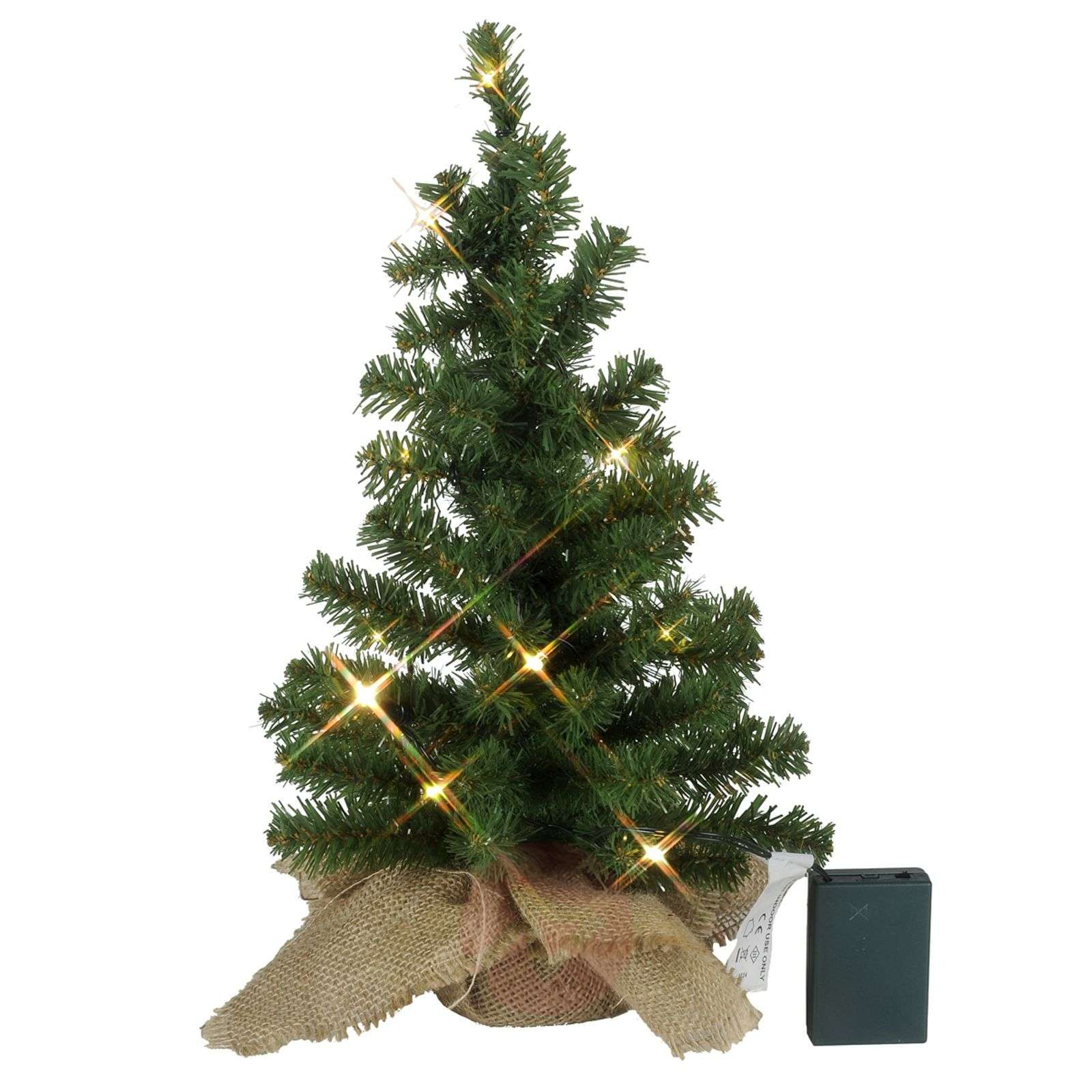 Choinka LED TREE w worku z juty-1522683-01