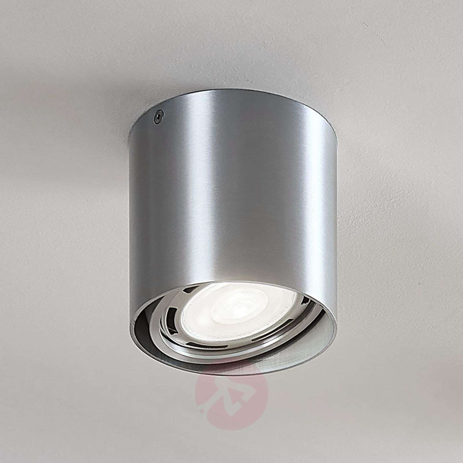 Downlight LED Rosalie, 1-pkt., okrągły, aluminium-9621904-03