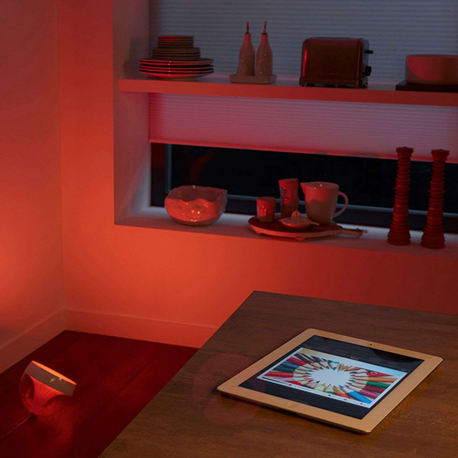 Lampa Iris Philips Hue, White + Color Ambiance-7531591-01