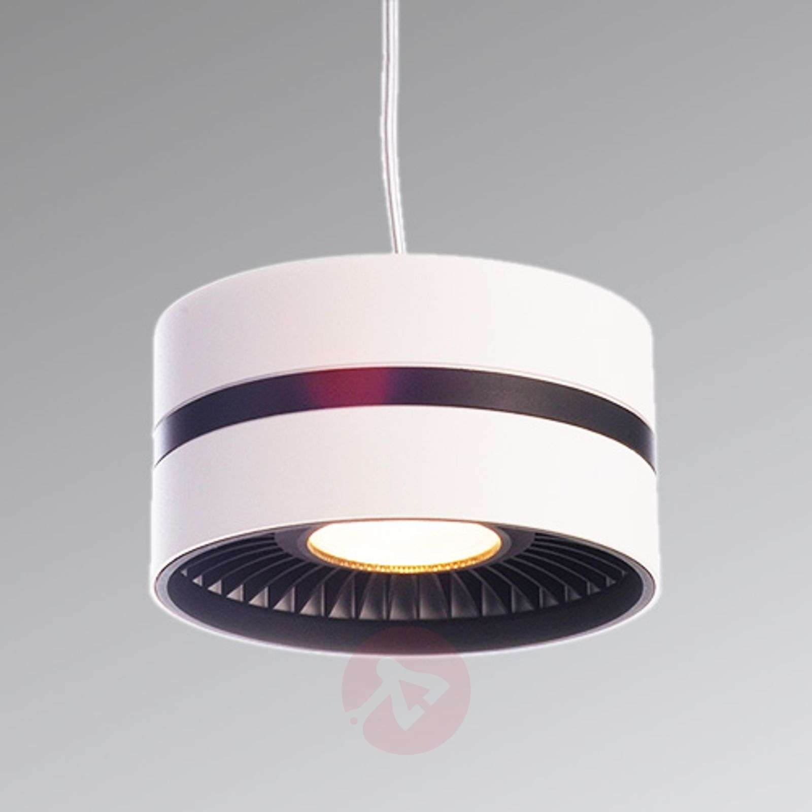 Lampa wisząca Black and White III z LED-2500051-01