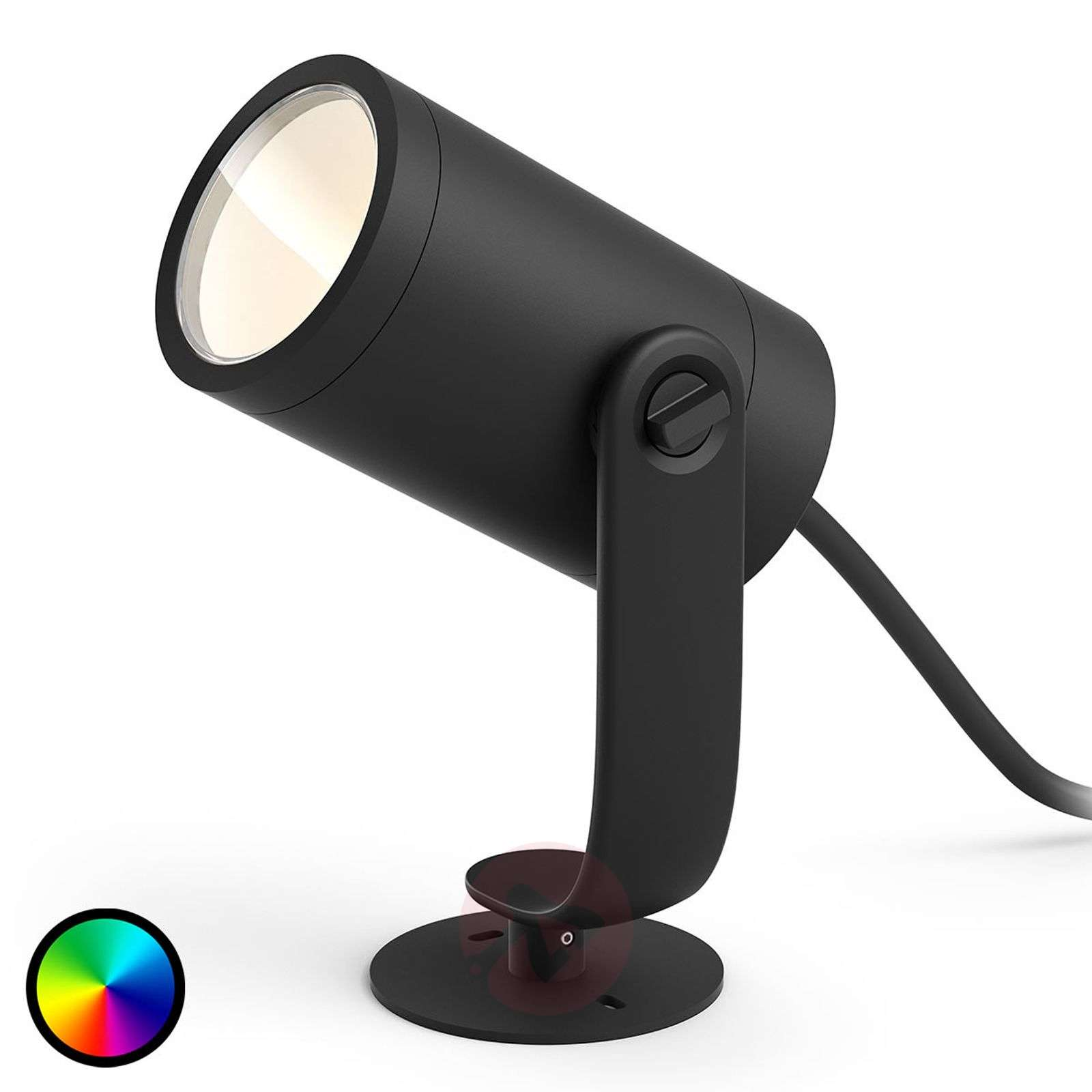 Philips Hue spot LED Lily, 1-punktowy-7534055-01