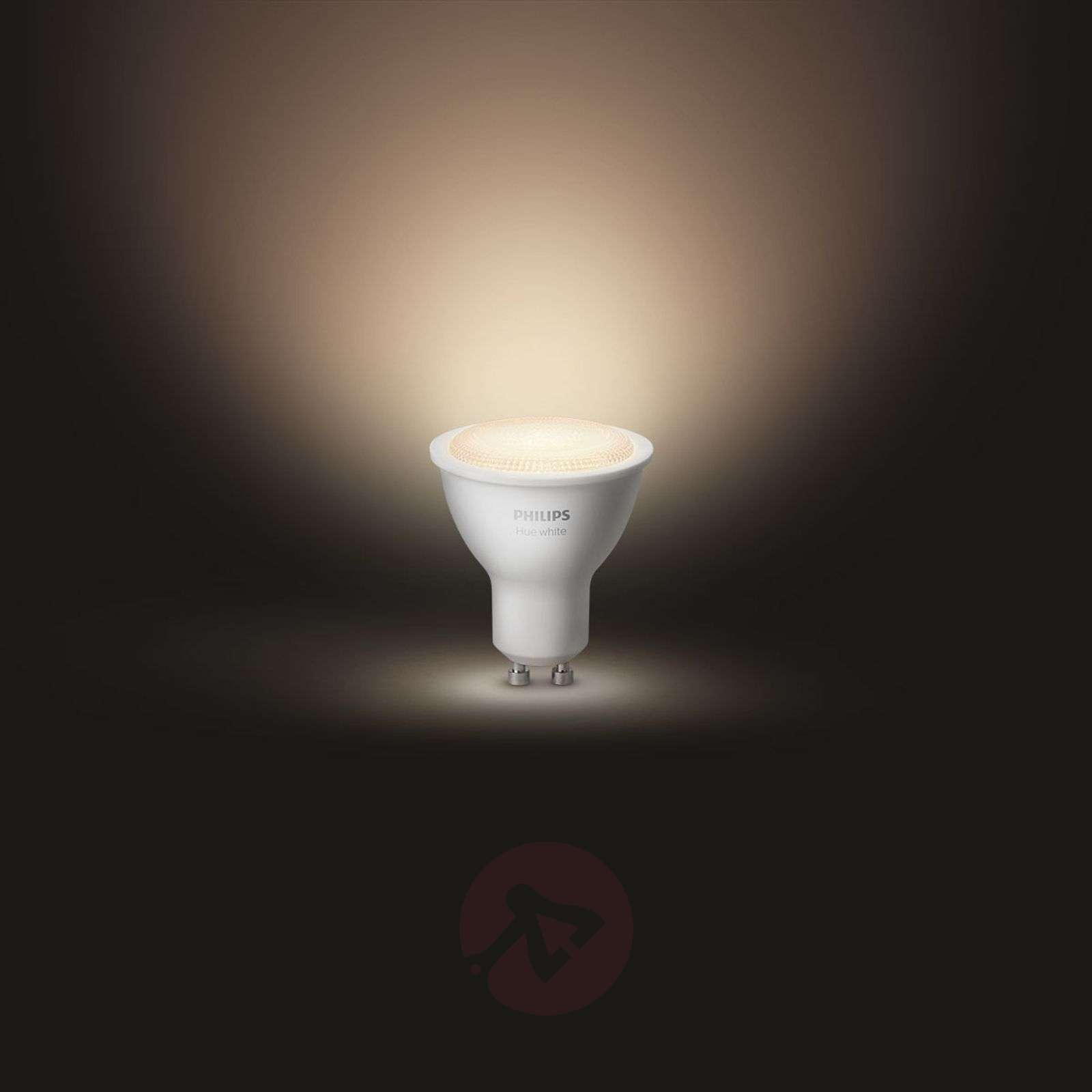 Philips Hue White 2 szt. GU10, 5,5 W-7534099-01