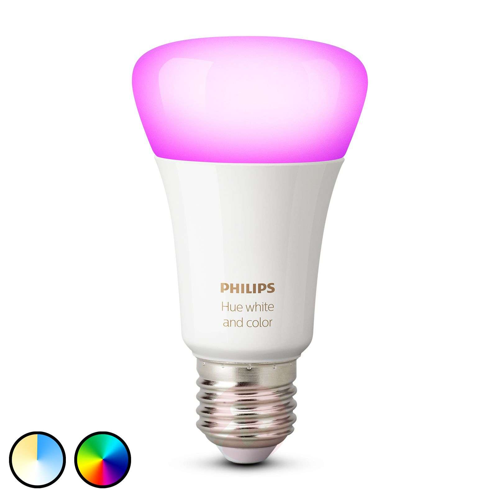 Philips Hue White and Color Ambiance 9 W E27 LED-7534134-01