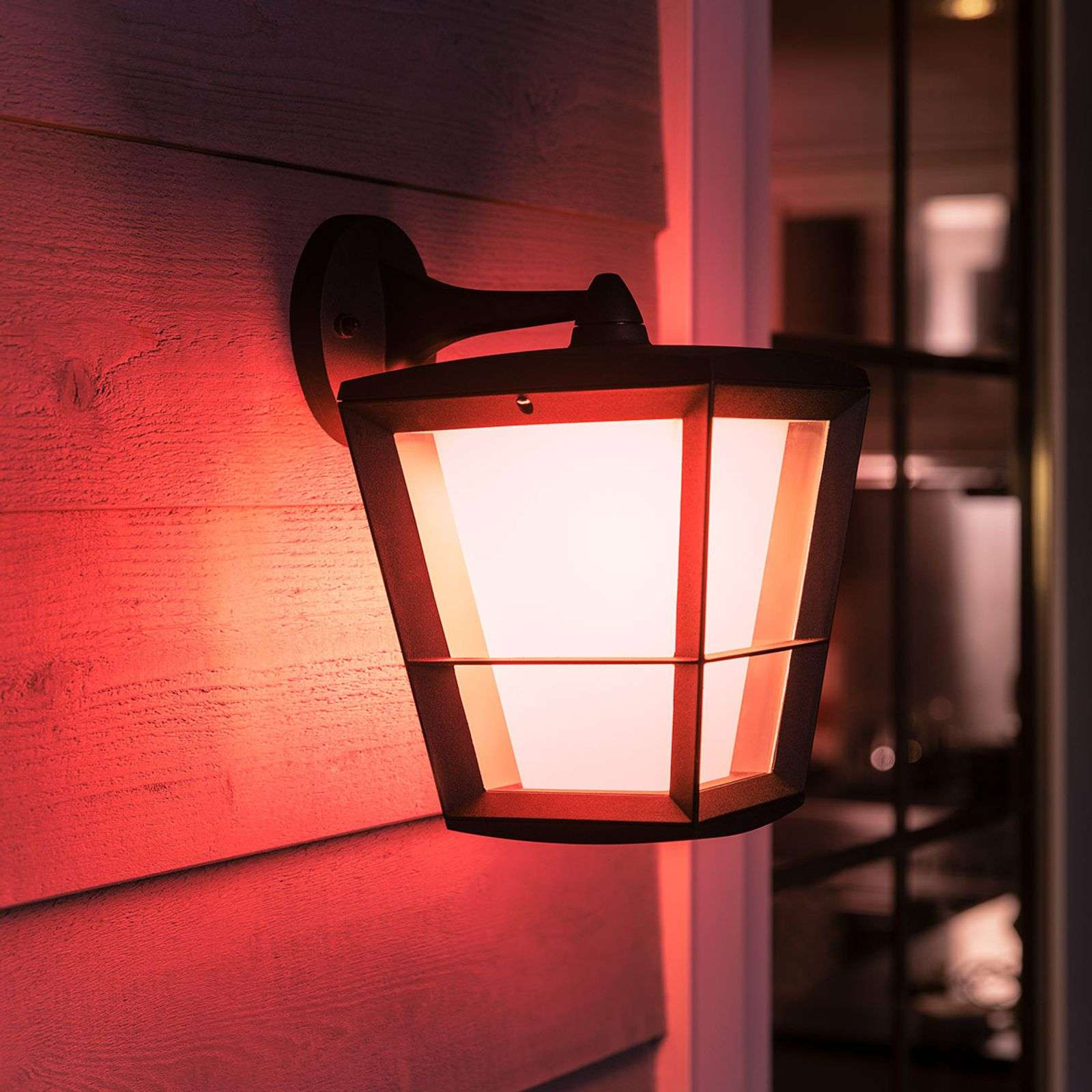 Philips Hue White+Color Econic lampa ścienna, dół-7534118-02