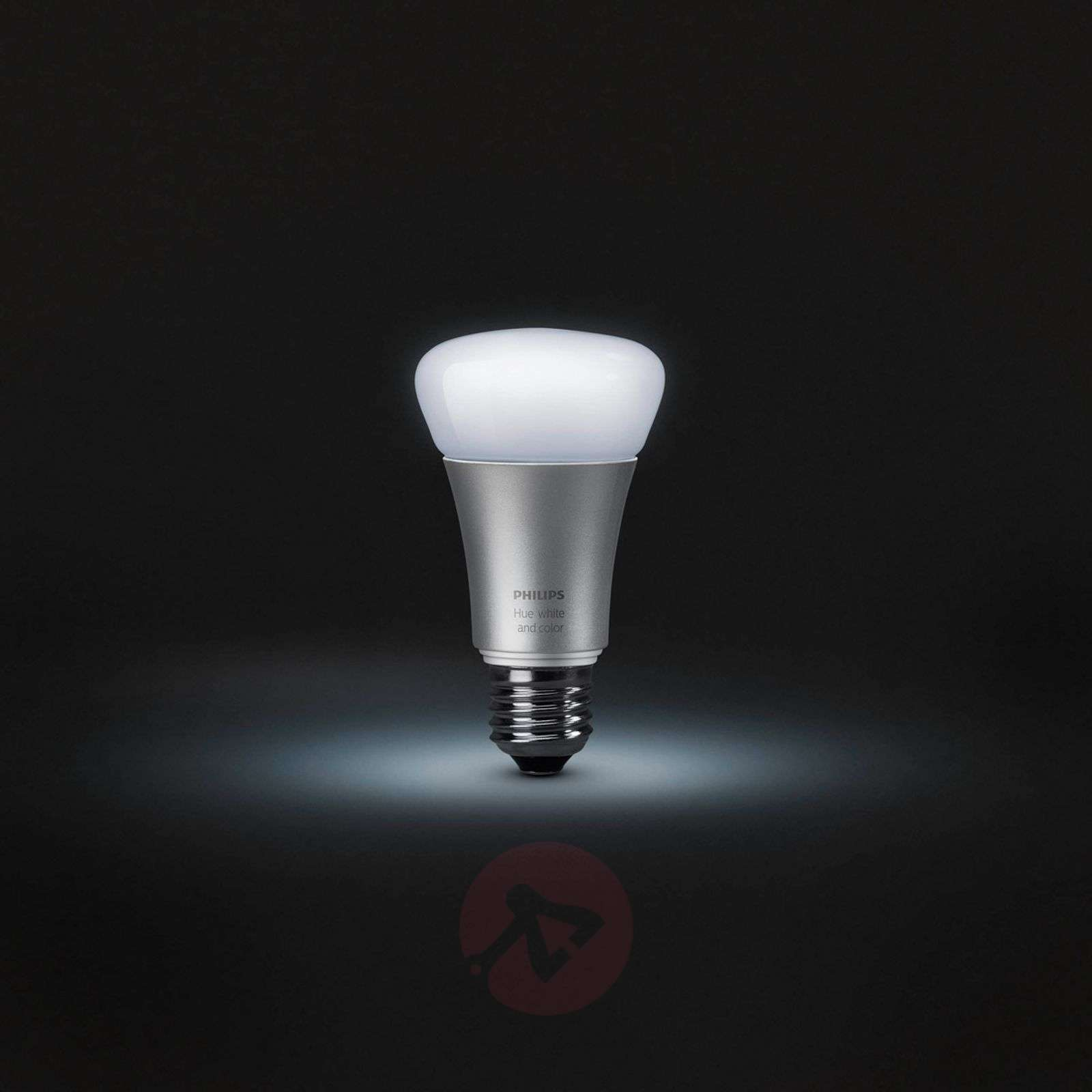 Żarówka Philips Hue White + Color Ambiance E27 10W-7531677-01