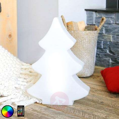 Choinka LED Shining Tree 2D RGB 40 cm