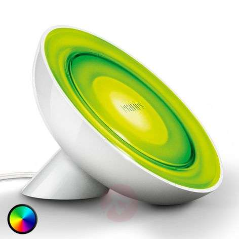 Lampa Bloom Philips Hue, White + Color Ambiance