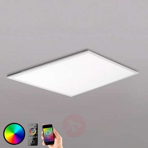 Lampa sufitowa LED Q-Flag, Smart Home