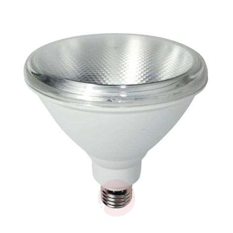 LED-Pflanzenlampe E27 PAR38 10W Vollspektrum