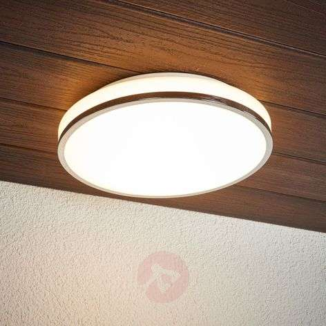 Lyss - lampa sufitowa LED do łazienki
