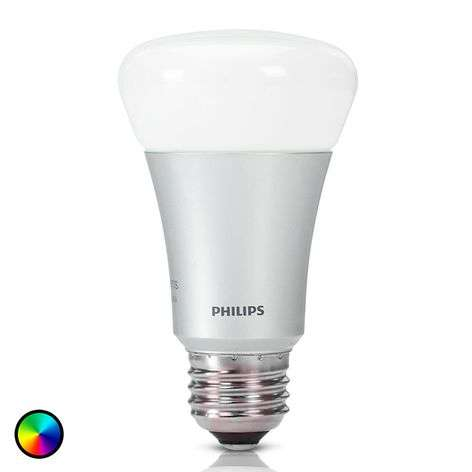 Żarówka Philips Hue White + Color Ambiance E27 10W