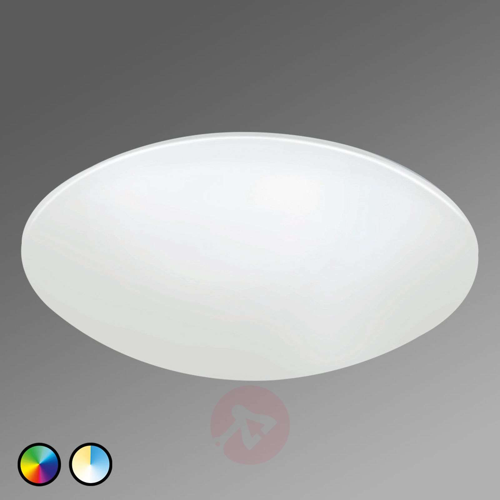 Giron-Connect – sterowana lampa sufitowa LED