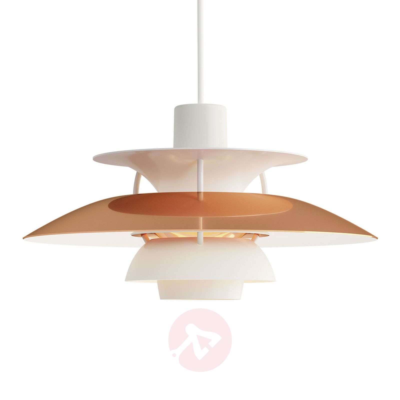 Louis Poulsen PH5 Mini Copper lampa wisząca Ø 30cm
