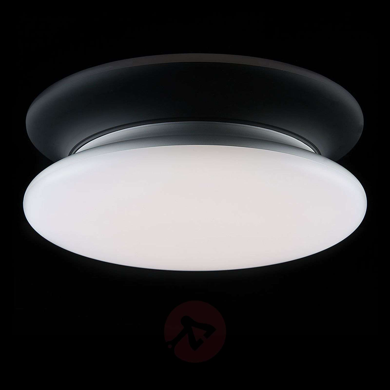SLC lampa sufitowa LED IP54 Ø 30 cm 4 000 K