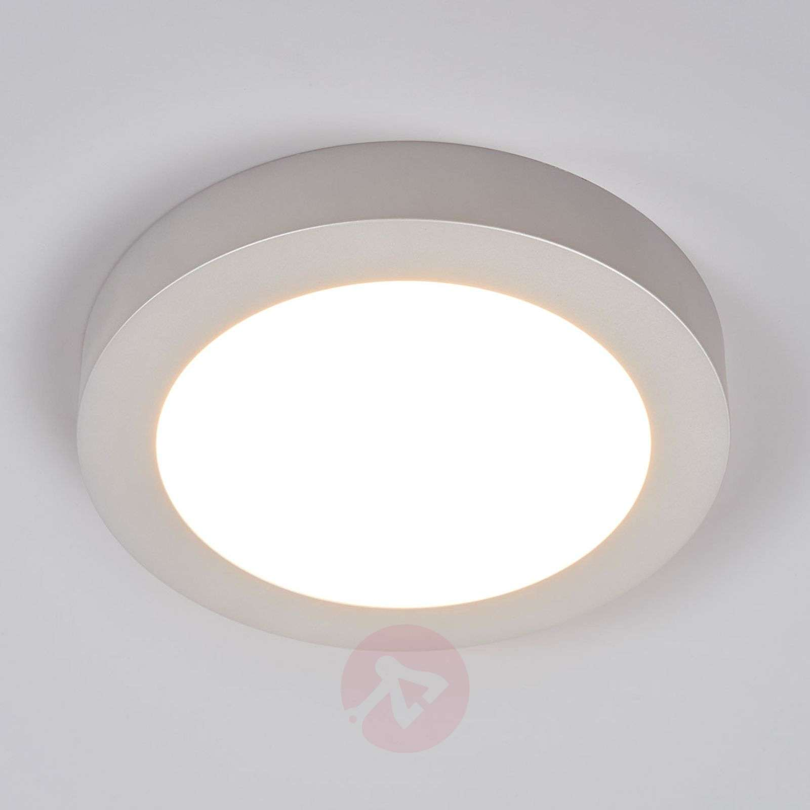 Lampa sufitowa LED Marlo do łazienek, IP44